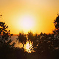 A Maningrida sunset #arnhemland #maningrida #westarnhemland #westarnhem