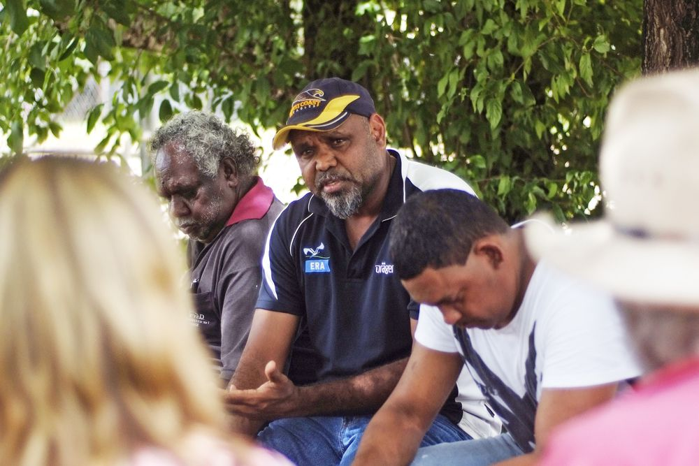 Councillor Matthew Ryan talks of the impact that NT Housing job losses are having on his community of Maningrida.